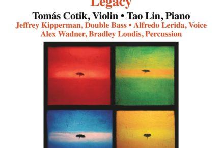 Piazzolla de la mà de Tomás Cotik i Tao Lin