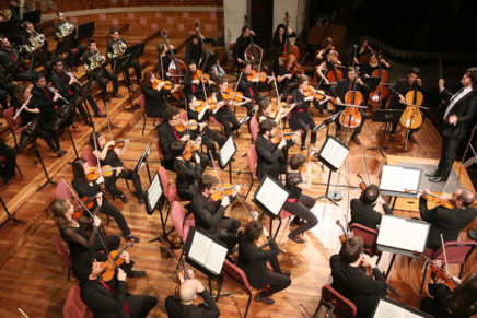 L'Orquestra Simfònica Camera Musicae presenta la setena temporada al Palau de la Música Catalana