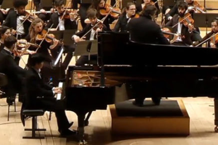 La JONC i el pianista Hiroo Sato donen el tret de sortida al festival Emergents