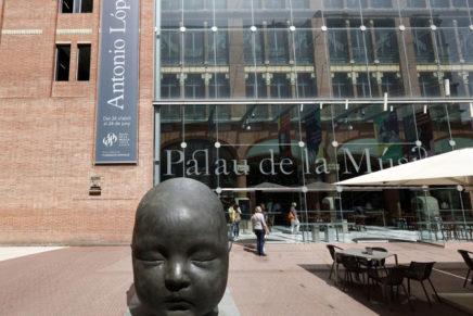 L'obra d'Antonio López s'exposa al Palau de la Música Catalana